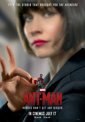 Ant-Man character posters continue to take the piss
