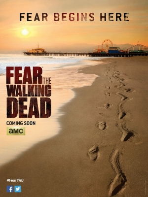 Fear The Walking Dead Comic-Con poster & teaser unveiled