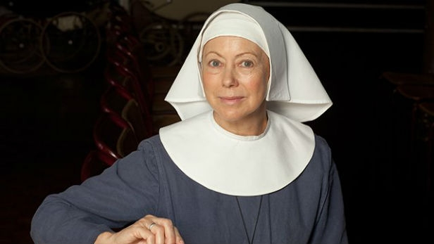 Jenny Agutter in Call The Midwife