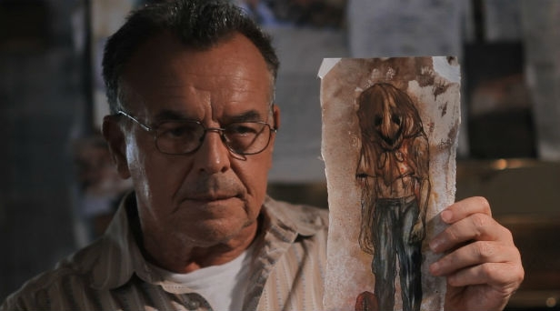 Ray Wise in Digging Up The Marrow