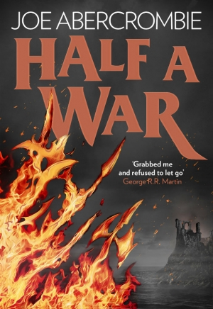 Half A War by Joe Abercrombie book review
