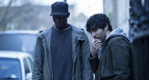 "Humans ""is happening now!"" says Merlin's Colin Morgan"