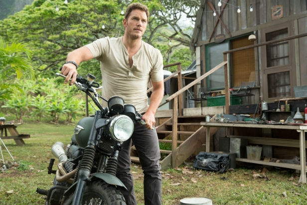 Jurassic World Chris Pratt 1