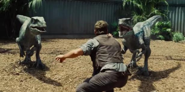 Jurassic World Chris Pratt 2