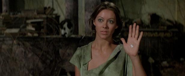 Jenny Agutter in Logan's Run