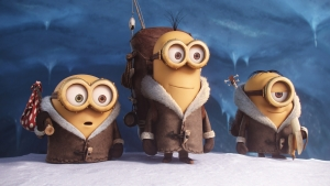 Minions review: the sidekicks take centre stage