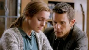 Regression trailer: Emma Watson brings up bad memories