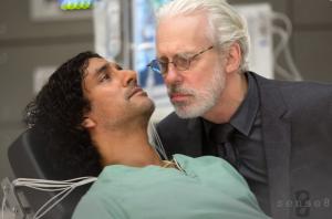 "Sense8 Naveen Andrews: Netflix show is ""better than LOST"""