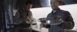 The Martian video gives a tour of the Hermes