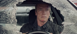 Terminator Genisys new clip: T-3000 flips a bus