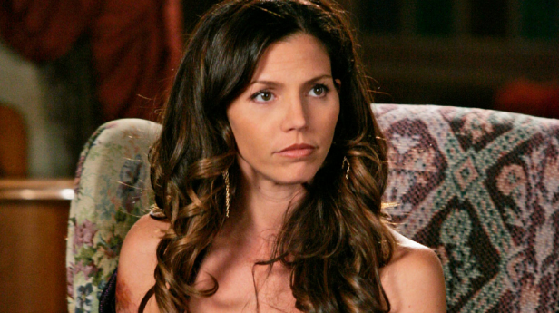 Charisma Carpenter in Charmed