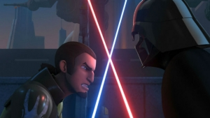 Star Wars Rebels Season 2: Vader vs Kanan and Ezra