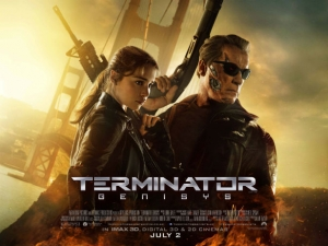 Win an awesome Terminator: Genisys goody bag with our competition!