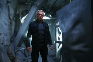 """Terminator Genisys: Arnie's T-800 is """"an icon"""""""