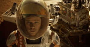 The Martian trailer looks suitably dramatic