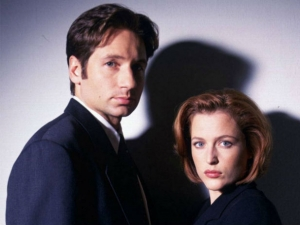 X Files: New photos released from new series