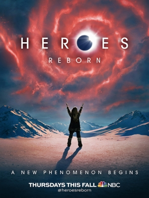 Heroes Reborn poster promises a new phenomenon