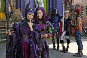 Disney Descendants trailer looks like it could be fun