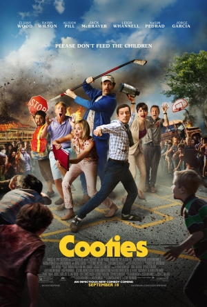 Cooties new poster shouldn't feed the children