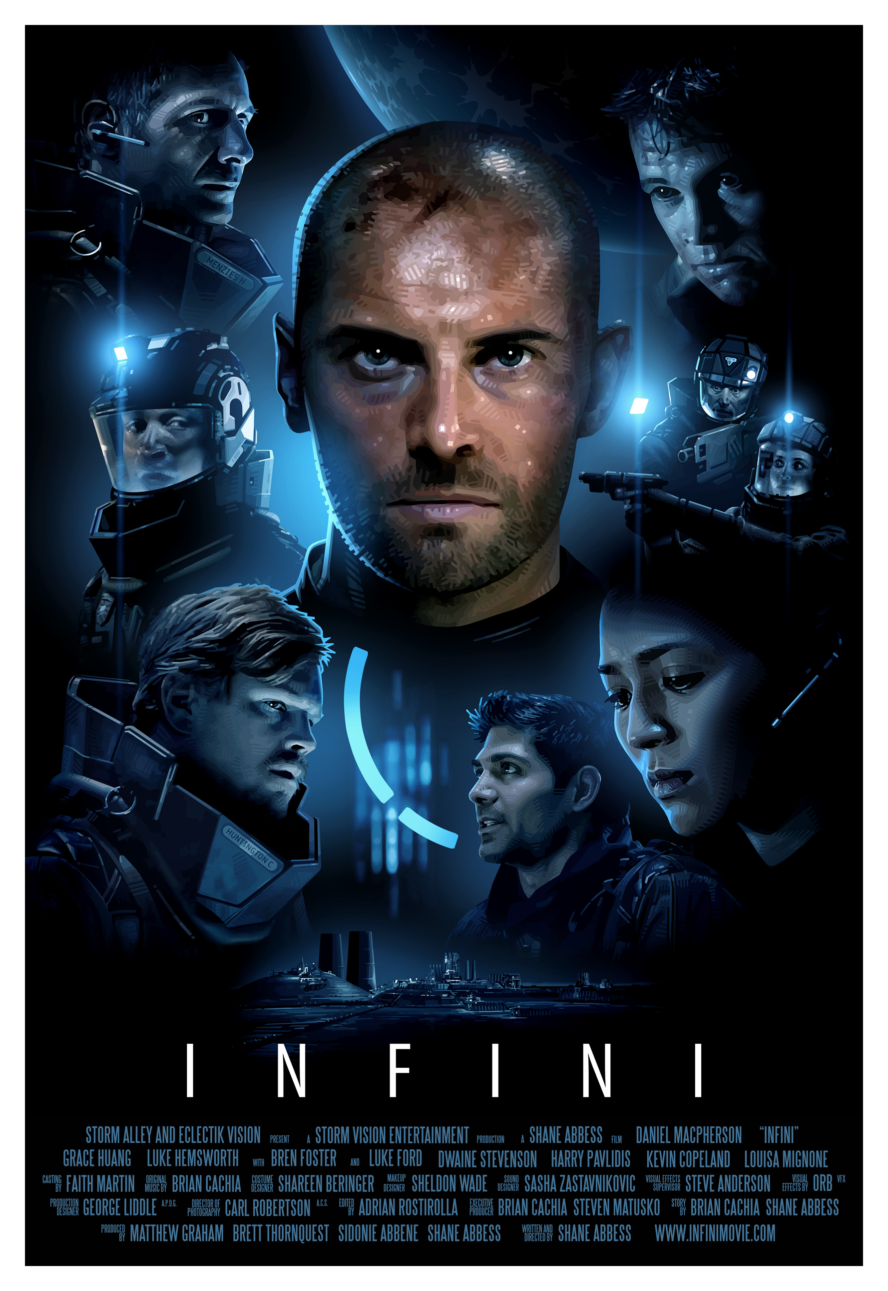 Infini film review: Alien meets The Shining