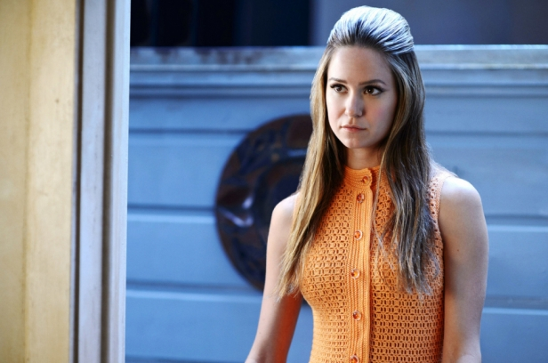 Katherine Waterston as Shasta in Inherent Vice