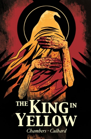 King In Yellow by Robert W Chambers and ING Culbard graphic novel review