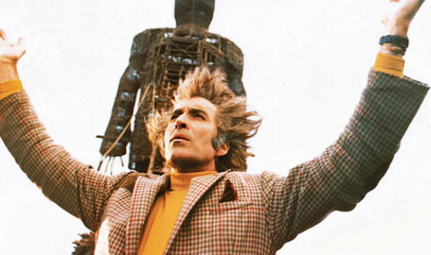 Christopher Lee as Lord Summerisle in The Wicker Man (1973)