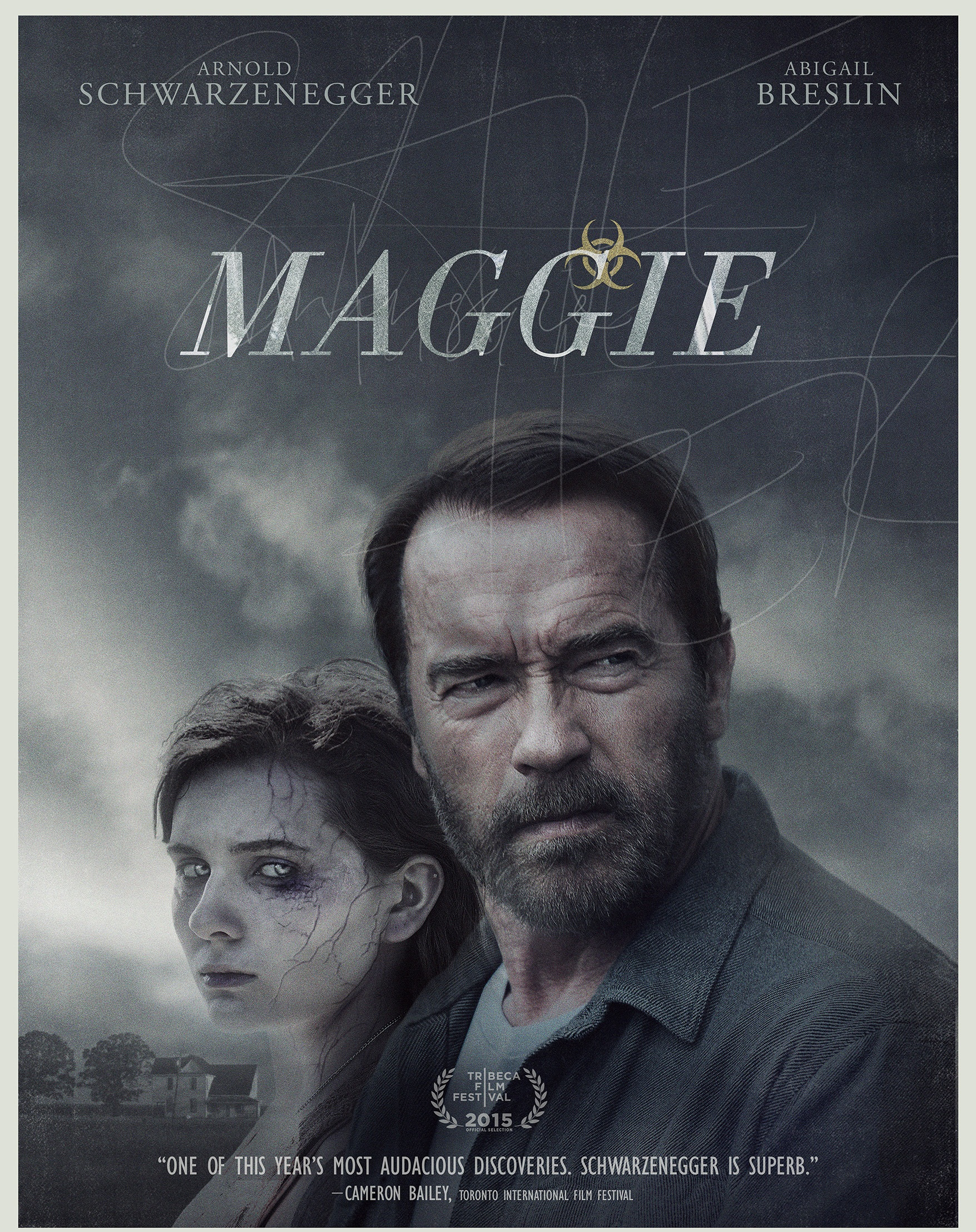 Maggie film review: Arnie faces the zombie apocalypse