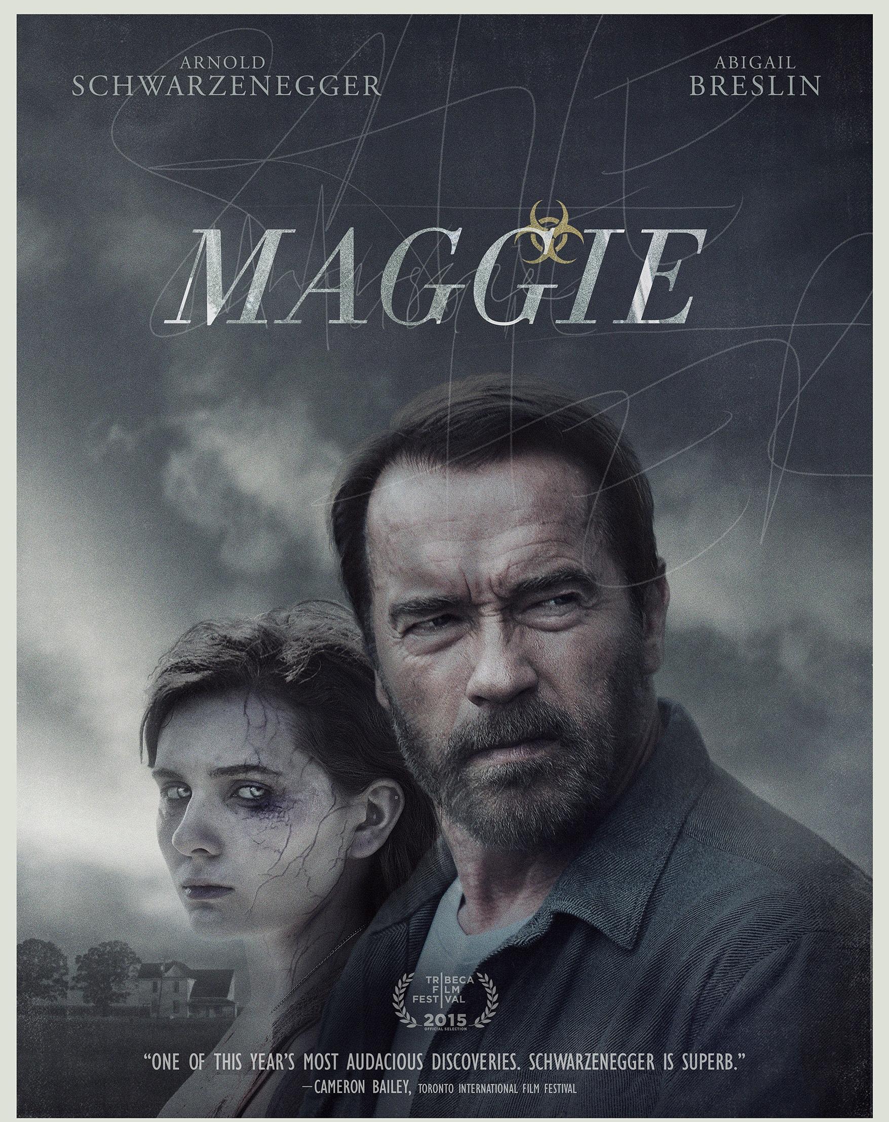 Maggie film review: Arnie faces the zombie apocalypse