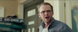 Absolutely Anything trailer Simon Pegg has god powers