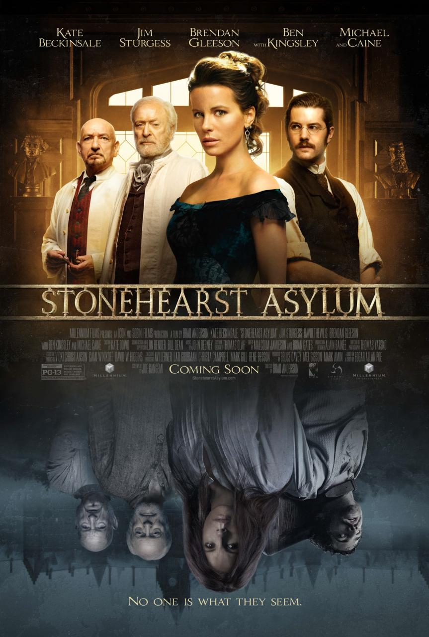 Stonehearst Asylum Blu-ray review: Poe meets Hammer