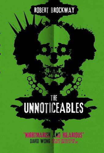 The Unnoticeables by Robert Brockway book review