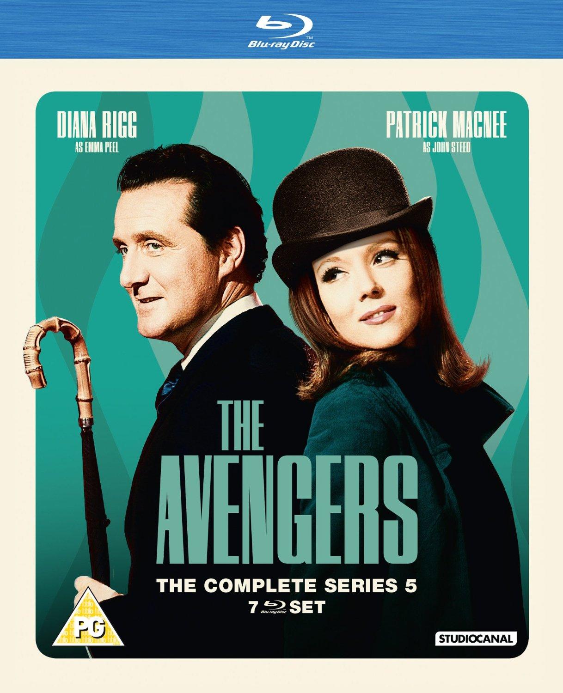 Avengers Series 5 review: Macnee's masterclass