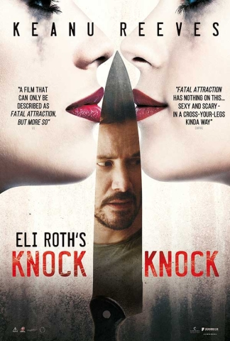 Knock Knock film review: Keanu's horror KO