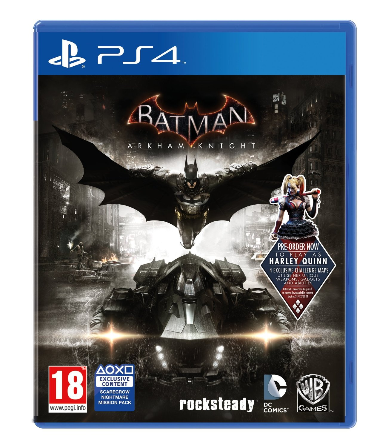 Scifinow The World S Best Science: Batman Arkham Knight Review: Three's A Charm?
