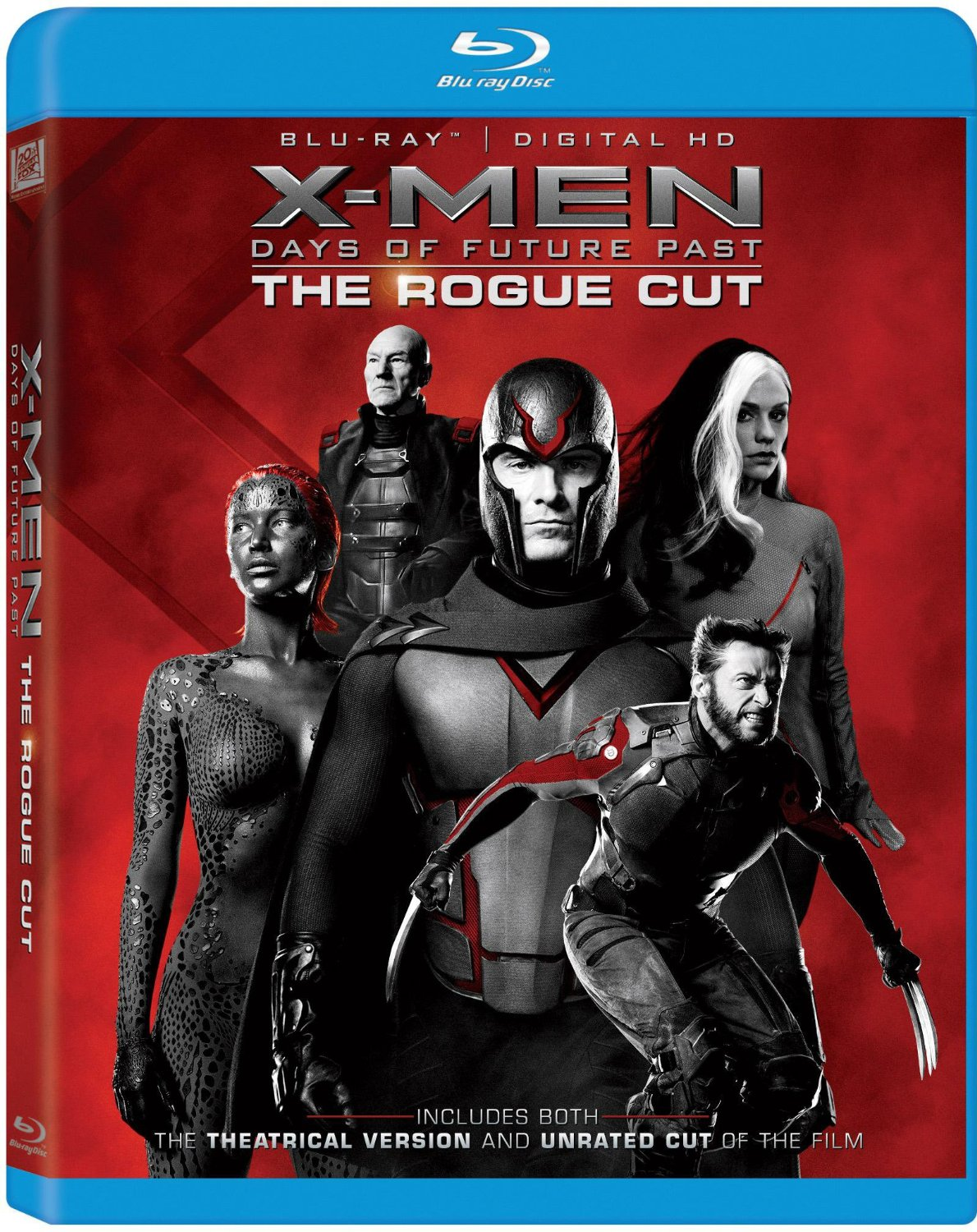 X Men Days Of Future Past: Rogue Cut review