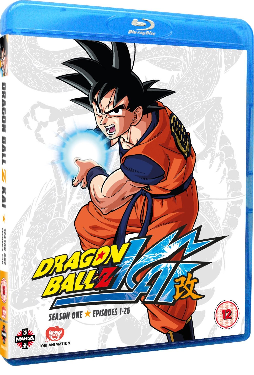 Dragon Ball Z Kai Season 1 review: Goku's gamble