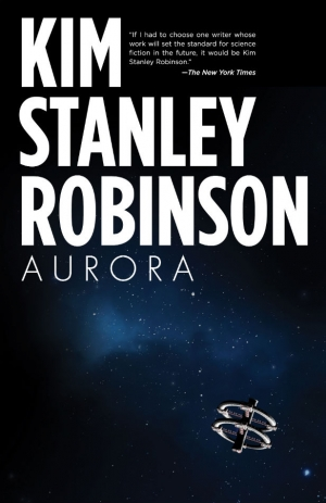 Aurora by Kim Stanley Robinson book review