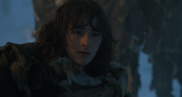 Isaac Hempstead-Wright as Bran Stark in Game Of Thrones