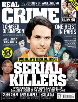 Real Crime magazine is here – nab your copy now