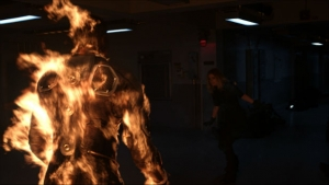 Human Torch flames on in new Fantastic Four featurette