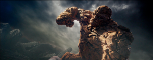 Fantastic Four featurette introduces the Thing