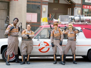 Ivan Reitman shoots down male Ghostbusters  movie rumours