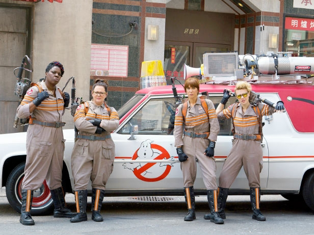 Ghostbusters Feig
