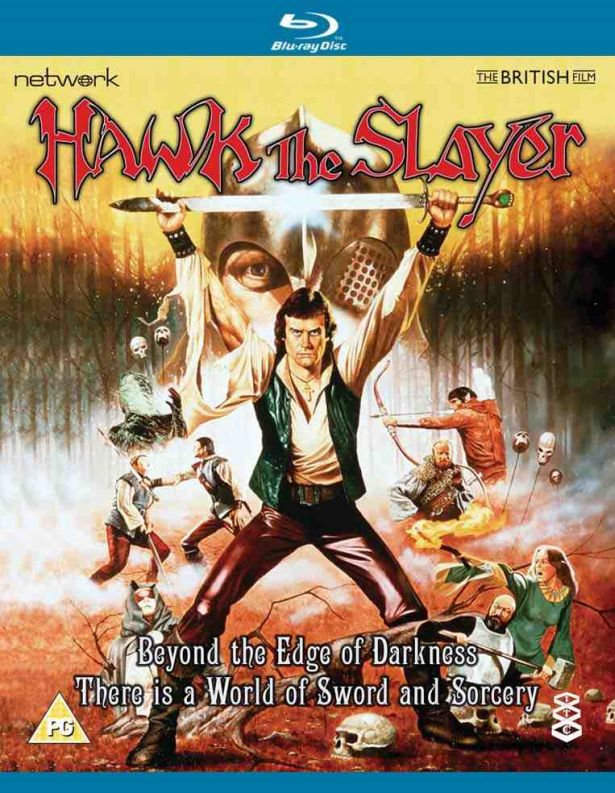 Hawk The Slayer Blu-ray review – the legend returns