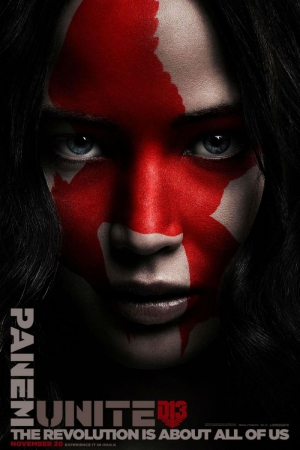 Hunger Games: Mockingjay Part 2 Comic-Con posters are here