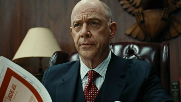 JK Simmons also can't fit the Legendary monster movie into his schedule