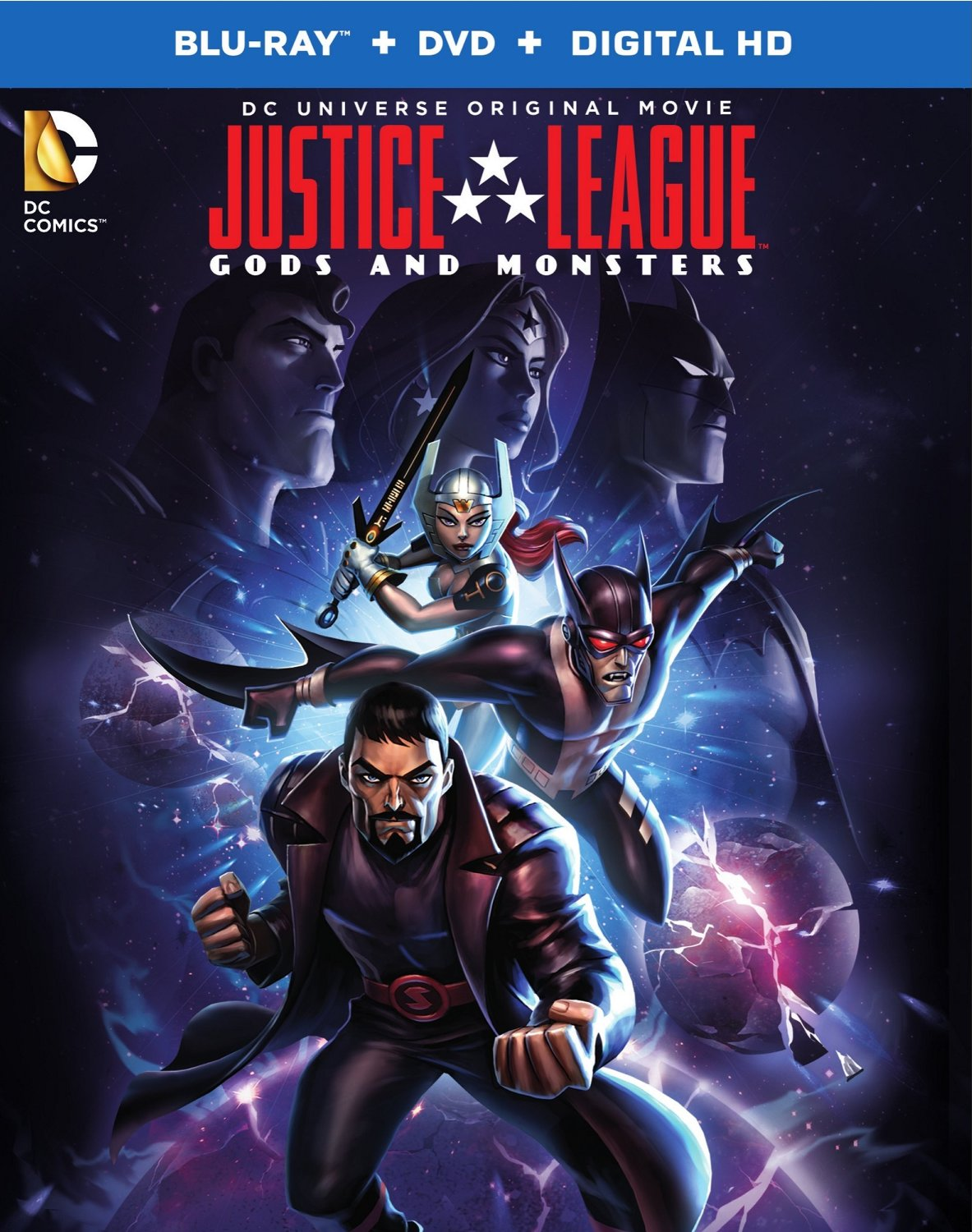 Justice League Gods And Monsters review: DC goes dark