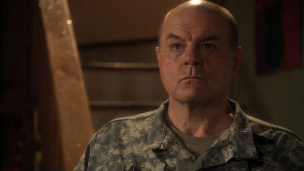 Michael Ironside The Flash