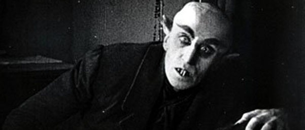 Max Schreck as Graf Orlok in the 1922 classic